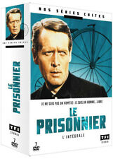 The Prisoner - Complete Series NEW PAL Cult 7-DVD Box Set Patrick McGoohan