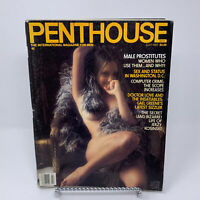 Penthouse Magazine July 1982 Lari Jones, Vintage Ads