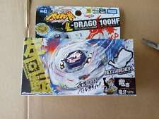 TAKARA TOMY Japanese BEYBLADE METAL FIGHT BB43 Lightning L Drago 100HF +LAUNCHER