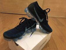 2017 Nike Air VaporMax Flyknit Ice Blue JD Sports 849558 405 Men US Size 9 NEW
