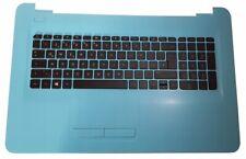 Original Deutsch QWERTZ Palmrest mit Tastatur HP Pavilion Notebook 17-X 17-Y
