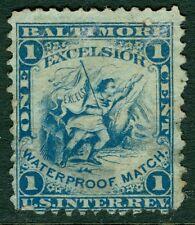 USA : 1864. Scott #RO83a Small faults. Catalog $95.00.
