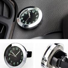 Car Air Vent Clip Clock Luminous Dashboard Auto Car Quartz Analog Watch Hot