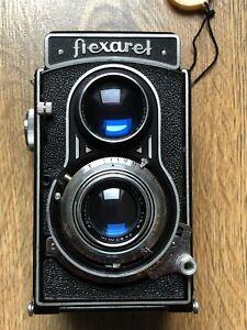 Meopta Flexaret Twin Lens Reflex TLR Camera - READ