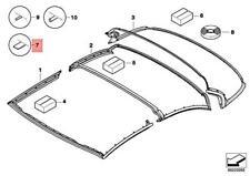 BMW Genuine OEM Butyl tape Terostat 81 83-19-0-153-321