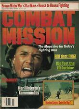 Nov 1988 COMBAT MISSION Magazine Vol. 1 # 4 Issue - NICE Condition