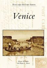Postcard History : Venice by Elayne Alexander and Bryan L. Mercer (2009) NEW