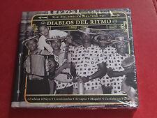 CD Various - Diablos Del Ritmo  Caribbean Funk Afro Beat Colombia Analog Africa