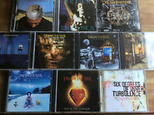 Dream Theater [10 CD Alben] Once Live Scenes Change Awake Marquee Images Falling