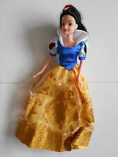 SNOW BIANCO carattere FASHION DOLL DISNEY glitter foto modello Gonna SIMBA giocattolo