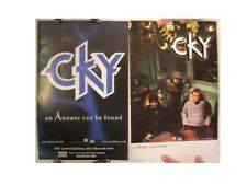 CKY Poster An Answer Can Be Found Two Sided