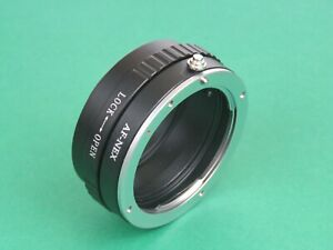 AF-NEX Adapter Ring for Sony AF Lens to Sony Alpha E Mount Camera a1, a7,a7R,a7S