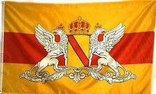 Fahne Flagge Großherzogtum Baden1,5 Meter x 0,9m Deutschland # 300 Neu