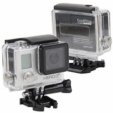 Underwater Housing Case Waterproof Protective Cover For Gopro Hero 3+ 4 Camera