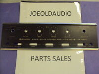 Kenwood KA 2500 Original FacePlate. Has Minor Scratches.  Parting Out KA 2500