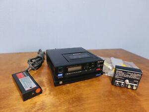 Sony EV-C8u 8MM Video8 VCR w/ ACP-80UC AC Adapter & RFU-80UC RFU Adaptor