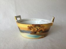 Noritake China Tree in the Meadow Handled Butter Tub