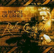 THE HOUSE OF USHER Radio Cornwall CD 2005