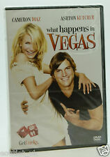 What Happens in Vegas DVD Region 2 NEW SEALED