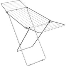 Clothes Airer Drying Rack Winged Drying 18M Indoor Outdoor Laundry Washing Line