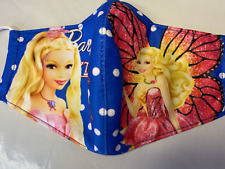 New listing Youth and Adult Face Mask - Barbie Utopia