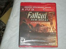 Fallout: New Vegas -- Ultimate Edition (PlayStation 3, PS3) Brand New