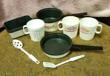 LOT OF 8 CHILTON KITCHEN WARE MADE IN MANITOWOC, WI USA