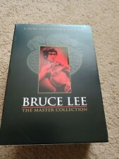 BRUCE LEE THE MASTER COLLECTION DVD.