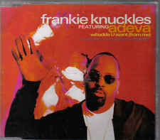 Frankie Knuckles-Whadda U Want cd maxi single