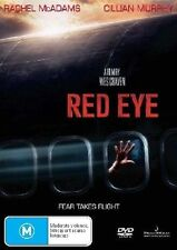 Red Eye (DVD, 2006) Rachel McAdams, Cillian Murphy