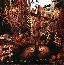 Brutal Death by Abated Mass of Flesh (CD, Mar-2013, Transform Music Group)