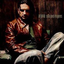Solo Para Mujeres by Ricardo Arjona (CD, Jan-2013, SME U.S. Latin)