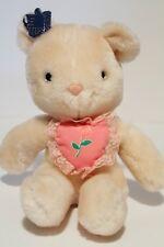 Applause Sachet Bear Plush Toy Teddy 1984