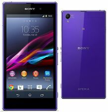 Sony  Xperia Z1 C6903 - 16GB - Violett (Ohne Simlock) Smartphone ANDROID TOUCH
