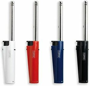 Clipper Tube Lighter Long Refillable Oven Barbecues Gas Cookers Candles Fire