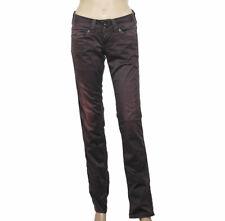 Dritto Nero Per Ragazze Scuola Pantaloni Donne Lavoro Ufficio ogni giorno Stirare Pantaloni