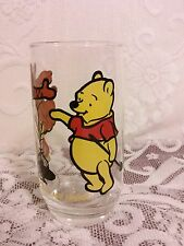 Vintage Winnie the Pooh and Friends Drinking Glass from Sears 1970s in VGUC !