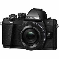 "Olympus OM-D E-M10 Mark II 14-42mm EZ 16.1mp 3"" Digital Camera New Agsbeagle"