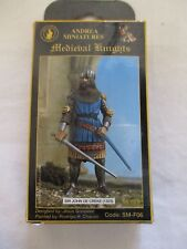Figurine kit 54mm. Andrea. Chevalier  1325 (Sir John de Creke)