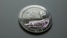 2013 Fort McHenry Maryland America the Beautiful 5 oz