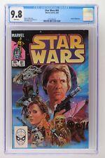 Star Wars #81 - Marvel 1984 - CGC 9.8 - Return of Boba Fett!