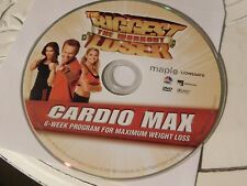 The Biggest Loser: The Workout - Cardio Max (DVD, 2007)Disc Only Free Shipping