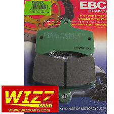 Tony Kart (OTK) EBC FA507S 16mm Rear Soft Brake Pads