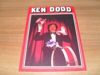 KEN DODD - 1980's Theatre show programme.