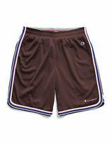 Champion Men's Core Basketball Shorts - Maroon Size S-XXL Lightweight Mesh