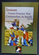 Polemos Franco Prussian War Wargaming Rules