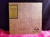 Beethoven Symphony No. 9 in D Minor Herbert Von Karajan Angel 3530  LP (VG++/VG)