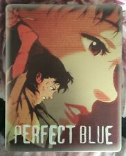 Perfect Blue Steelbook Blu Ray Rare