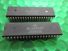 MC68A45P, TCR Contrôleur CRTC, vintage jeux vidéo IC ** 2 puces ** £ 4.50ea