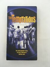 The Temptations (VHS, 1999) Motown